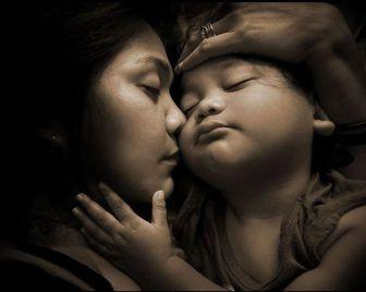 mère-et-enfant-amour