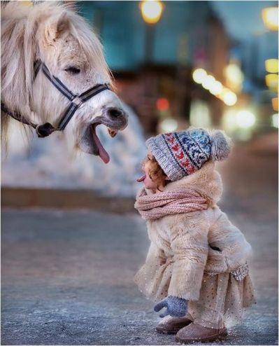 enfant-cheval